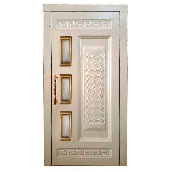 درب لولایی طبقات 70 سانتیمتر بازشو راست