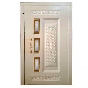 درب لولایی طبقات 90 سانتیمتر بازشو چپ