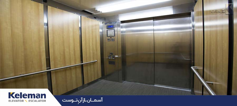ظرفیت کابین آسانسور و نحوه ی محاسبه آن