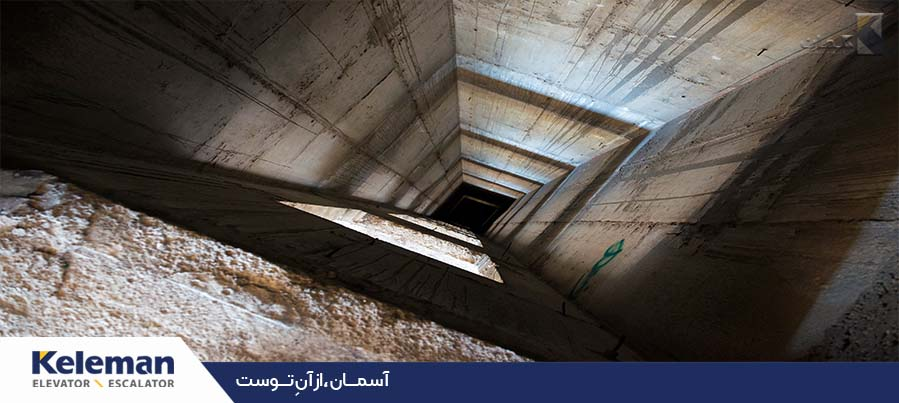 چاه آسانسور و نکات و مراحل طراحی و ساخت