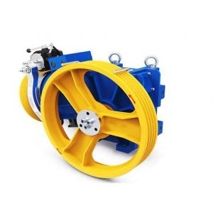 موتور آسانسور Kouple IR10 تک سرعته 5/5 کیلو وات