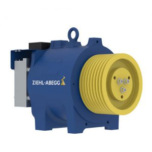 موتور گیرلس زیلابگ 9.6 کیلووات 10 نفره سرعت 1.6 متر بر ثانیه