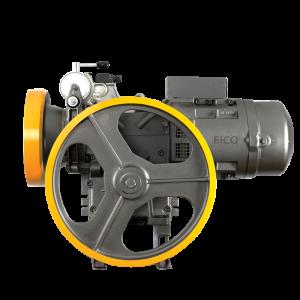 موتور الکو 5.5 کیلو وات تک سرعته یک متر بر ثانیه