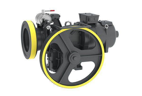 موتور گیربکس WSR 5.5 تک سرعته