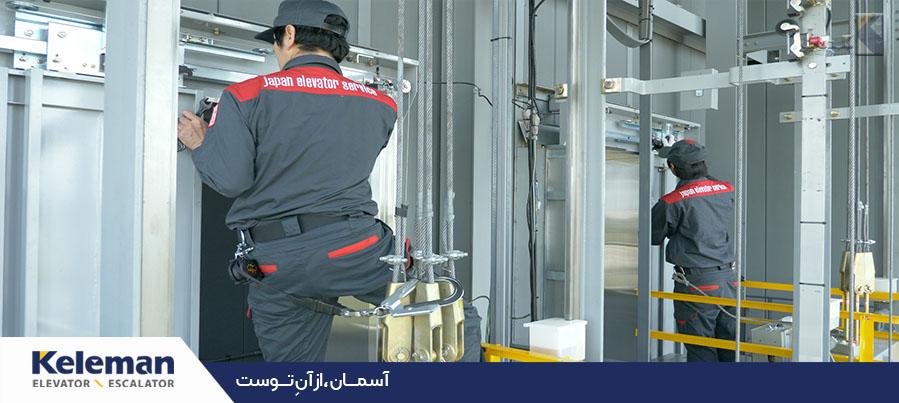 آسانسور با کیفیت و مشخصات و ویژگی های آن