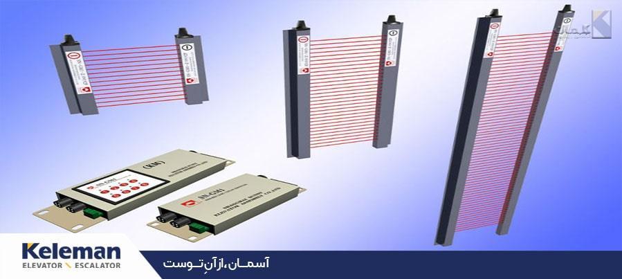 سنسور چشمی یا فتوسل آسانسور و کاربرد آن