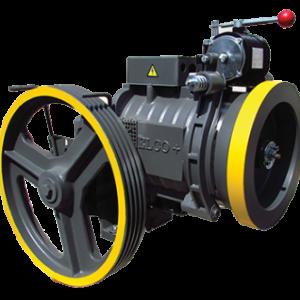 موتور الکوپلاس 5/5 کیلو وات دو سرعته یک متر بر ثانیه