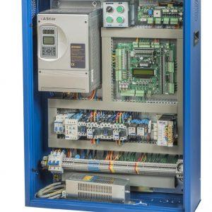 تابلو فرمان آرمان فراز پیمان (AFP) با درایو iASTAR320 7/5KW با قابلیت UPS