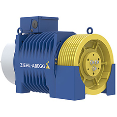 موتور آسانسور زیلابگ